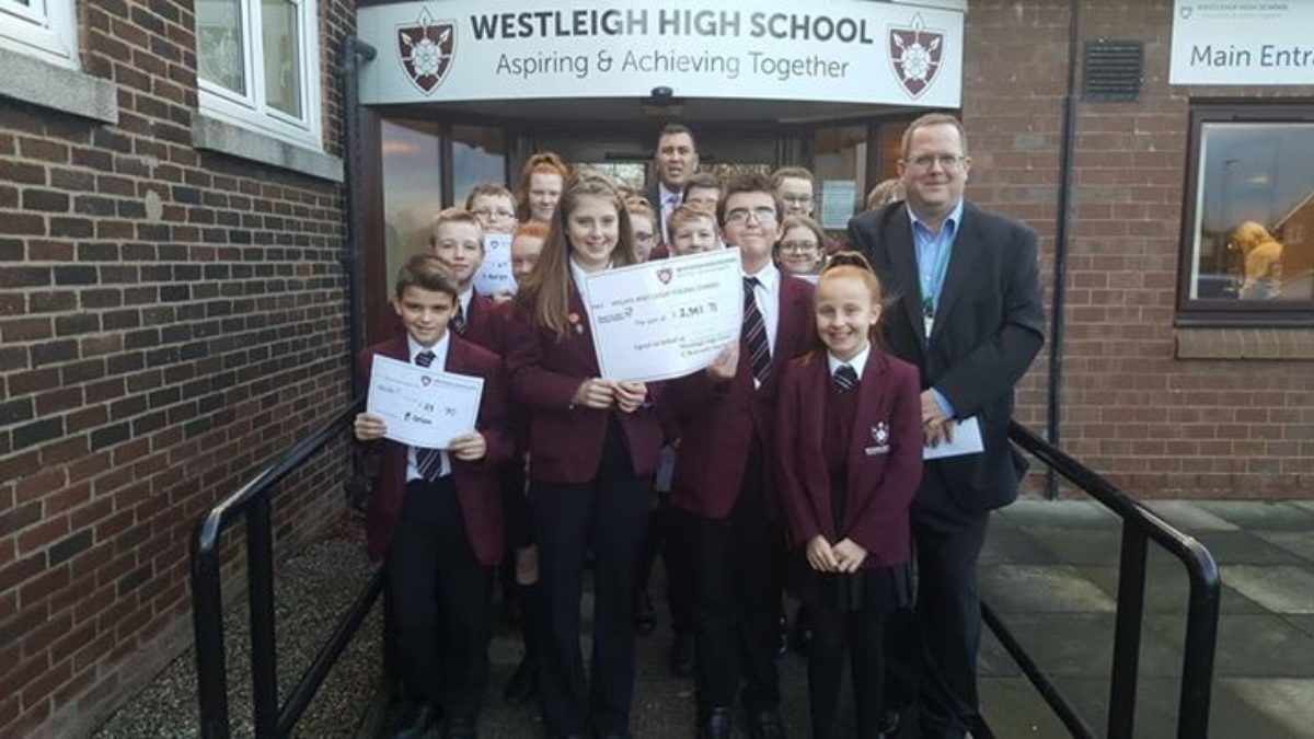 Westleigh High Fundraising
